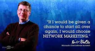 Network marketing is a sure way to wealth creation