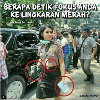 9 Meme 'Bripda Ismi Aisyah' Ini Sanggup Bikin Cowok Deg-degan