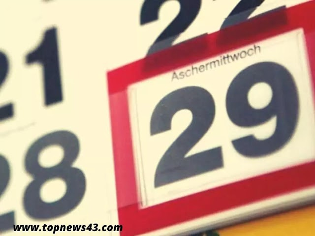 The Leap Year 2020 - Explanation & Background - All Information