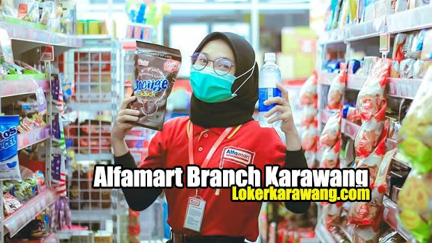 Alfamart Branch Karawang