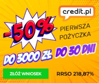Reklama świąteczna Credit.pl