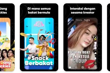 Cara Mendapatkan Saldo OVO dan GoPay Gratis Snack Video