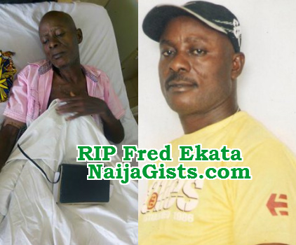 nollywood actors who died in 2016