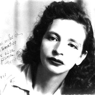 Patricia Galvão Brazilian Poet