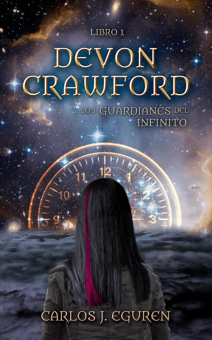 ¡Devon Crawford y los Guardianes del Infinito participará en el Congreso de Jóvenes Lectores de Fuerteventura!