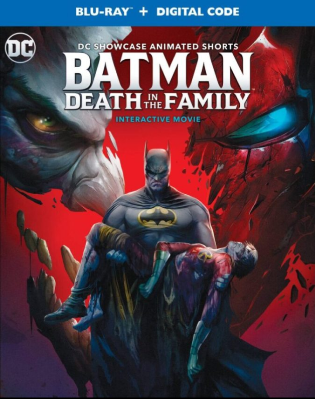MOVIE: Batman Death in the Family (2020)