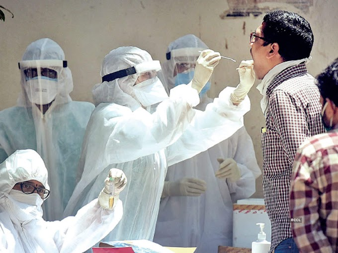 5 health workers went to take training, one of them turned positive, doctor infected