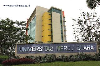 Kelas Karyawan S1 S2 S3 Universitas Mercu Buana Jakarta