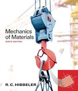 Mecánica de materiales. Russell C. HIbbeler / 9na Edición