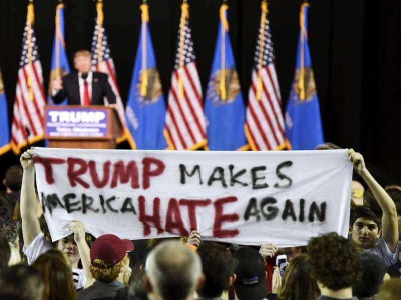 Donald Trump terorist