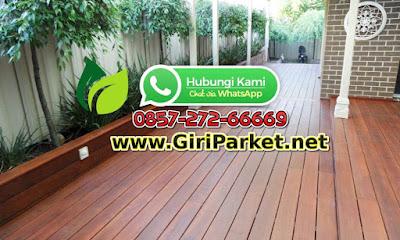 harga lantai kayu semarang