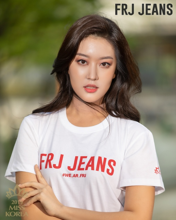 candidatas a miss korea 2019. final: 11 july. (envia candidatas a miss international & miss earth). 04kwonyeaji-gyeonggi