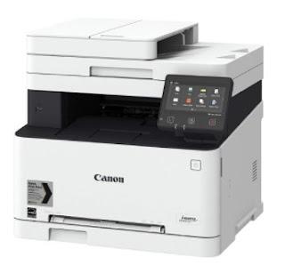 Imprimante pilote Canon i-SENSYS MF645Cx Télécharger Gratuites