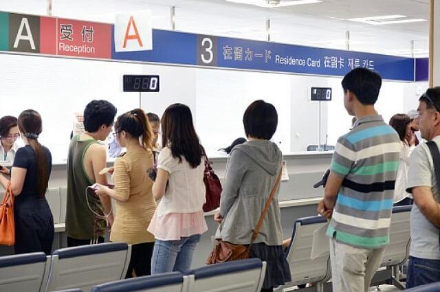 اليابان تطور تطبيقاً لمنع الإحتيال في بطاقات الإقامة للأجانب