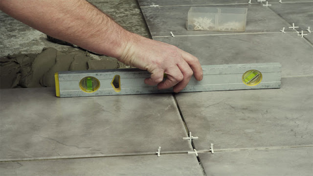 terdapat deretan jenis lantai selain keramik