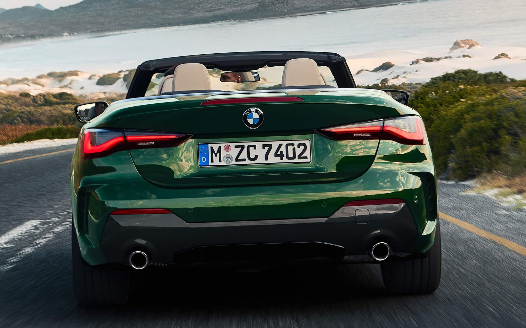 BMW Série 4 Cabrio tem laçamento confirmado para o Brasil em 2021