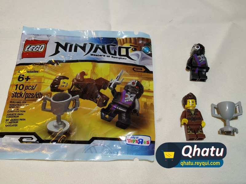 (Bs. 52) Lego original de NinjaGo