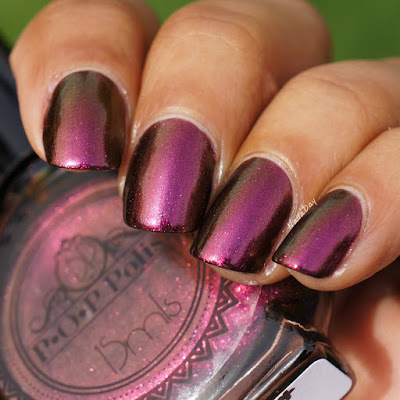 NailaDay: P.O.P. Polish Slick & Flirty
