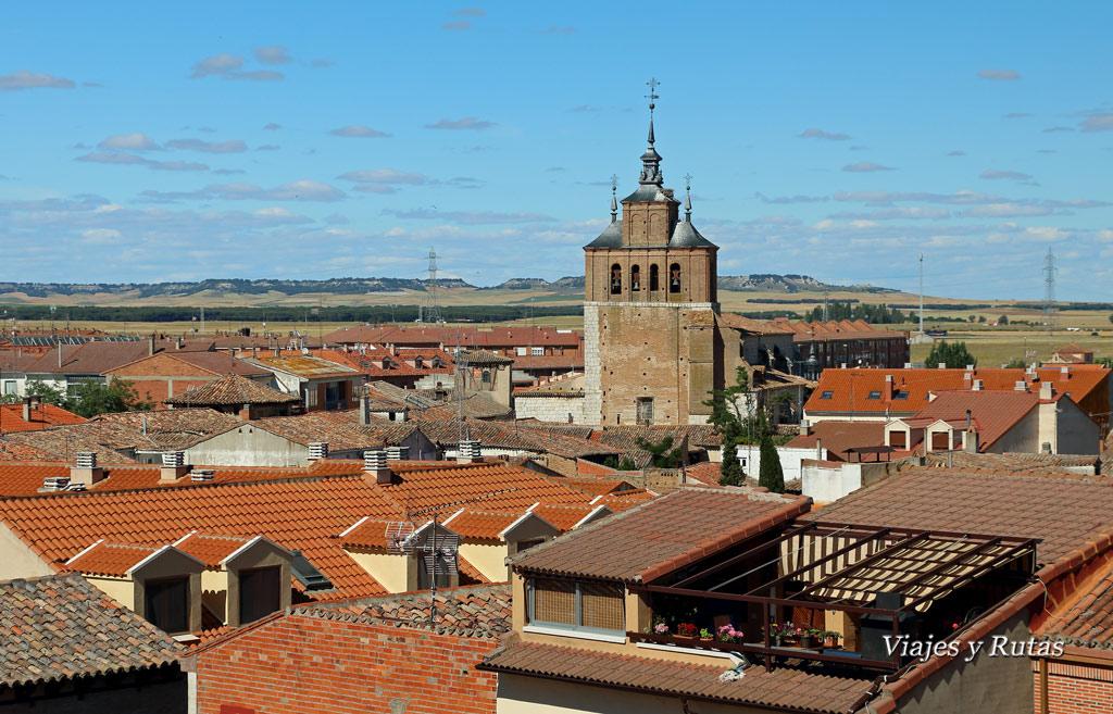 Iglesia de San Pedro, Tordesillas, Valladolid