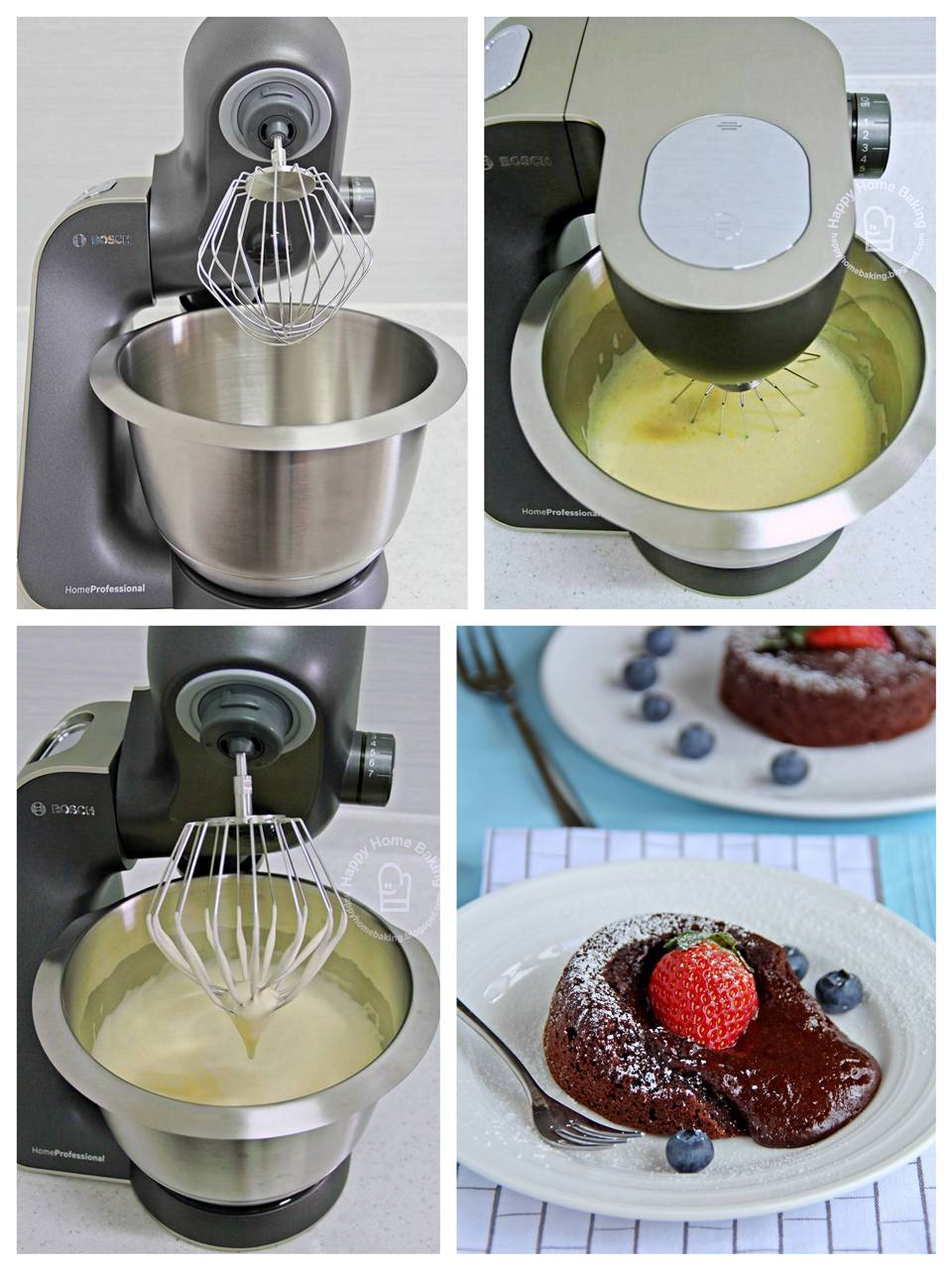 Machine Cake Making