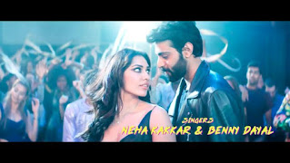 Ashleel Lyrics - Neha Kakkar & Benny Dayal