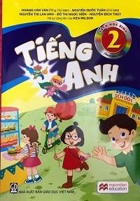 Sách học sinh tiếng anh 2 - Hoàng Văn Vân