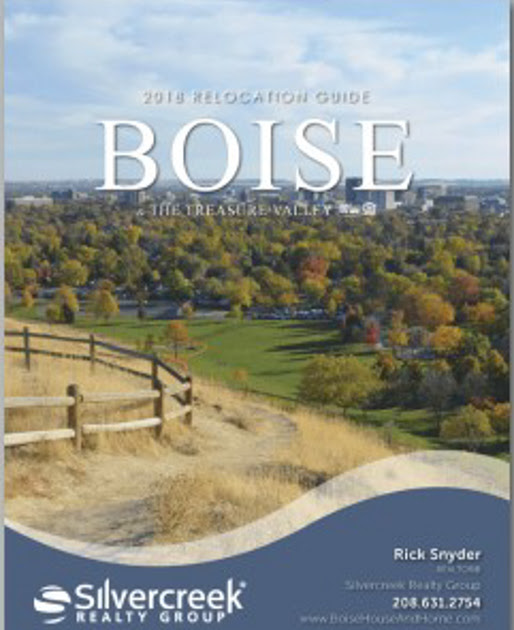 2018 Boise and Treasure Valley Relocation Guide