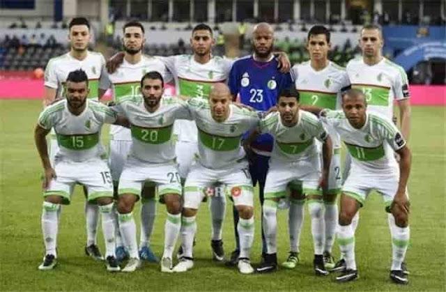 مشاهدة مباراة الجزائر والكونغو