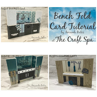 Bench Fold Card Tutorial