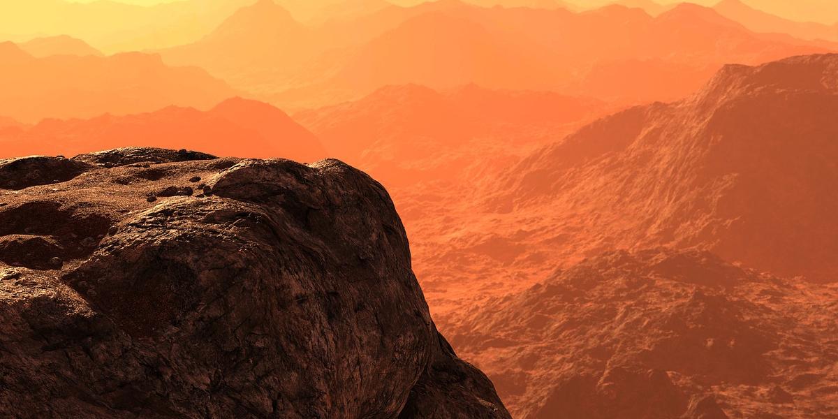 cañones,hielo,Marte,erosión
