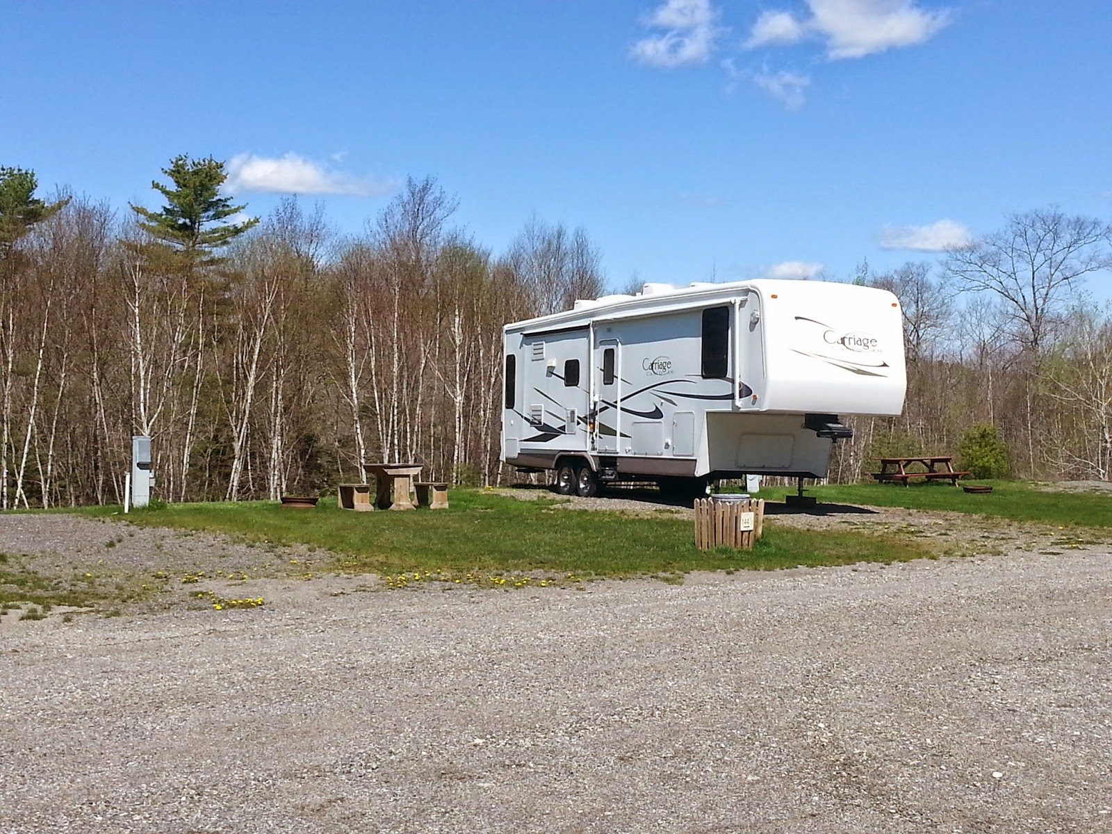 RV-A-GOGO: RV Park Review – Shore Hills Campground and RV