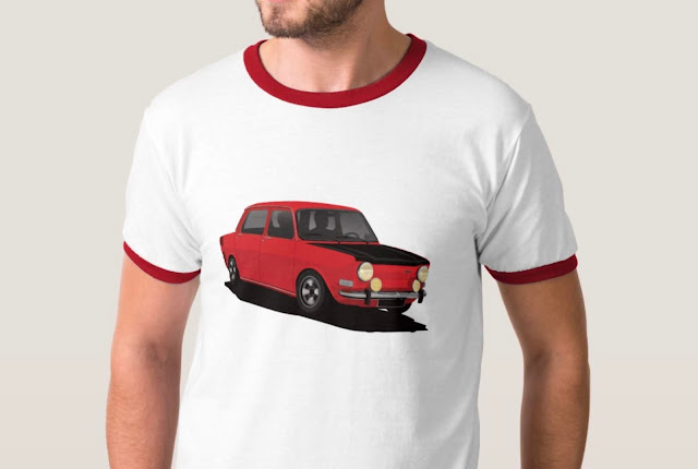 Simca Mille T-Shirt