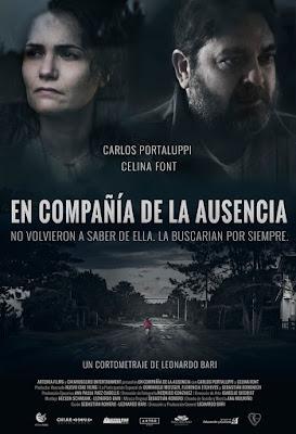 Carlos Portaluppi, actor de El Marginal, en cortometraje filmado en el balneario San Cayetano