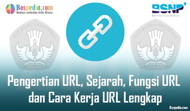 Pengertian URL, Sejarah, Fungsi URL dan Cara Kerja URL Lengkap