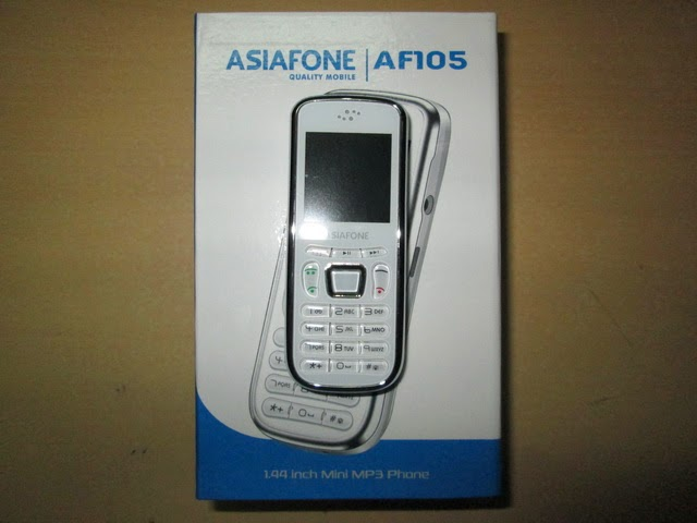 hape antik Asiafone AF105 mungil