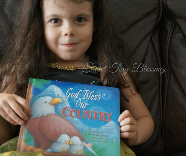God Bless Our Country Children's Book Giveaway