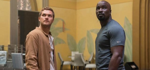 Direitos de 'Luke Cage' e 'Punho de Ferro' retornam ao Marvel Studios no próximo mês