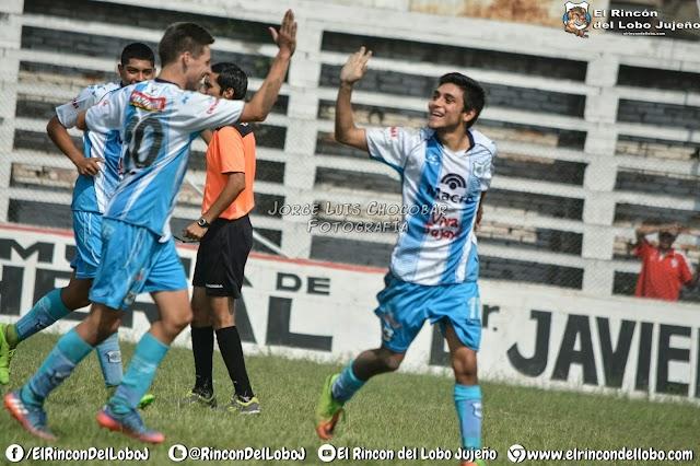 Sub 19: El Lobito goleó en Tucumán