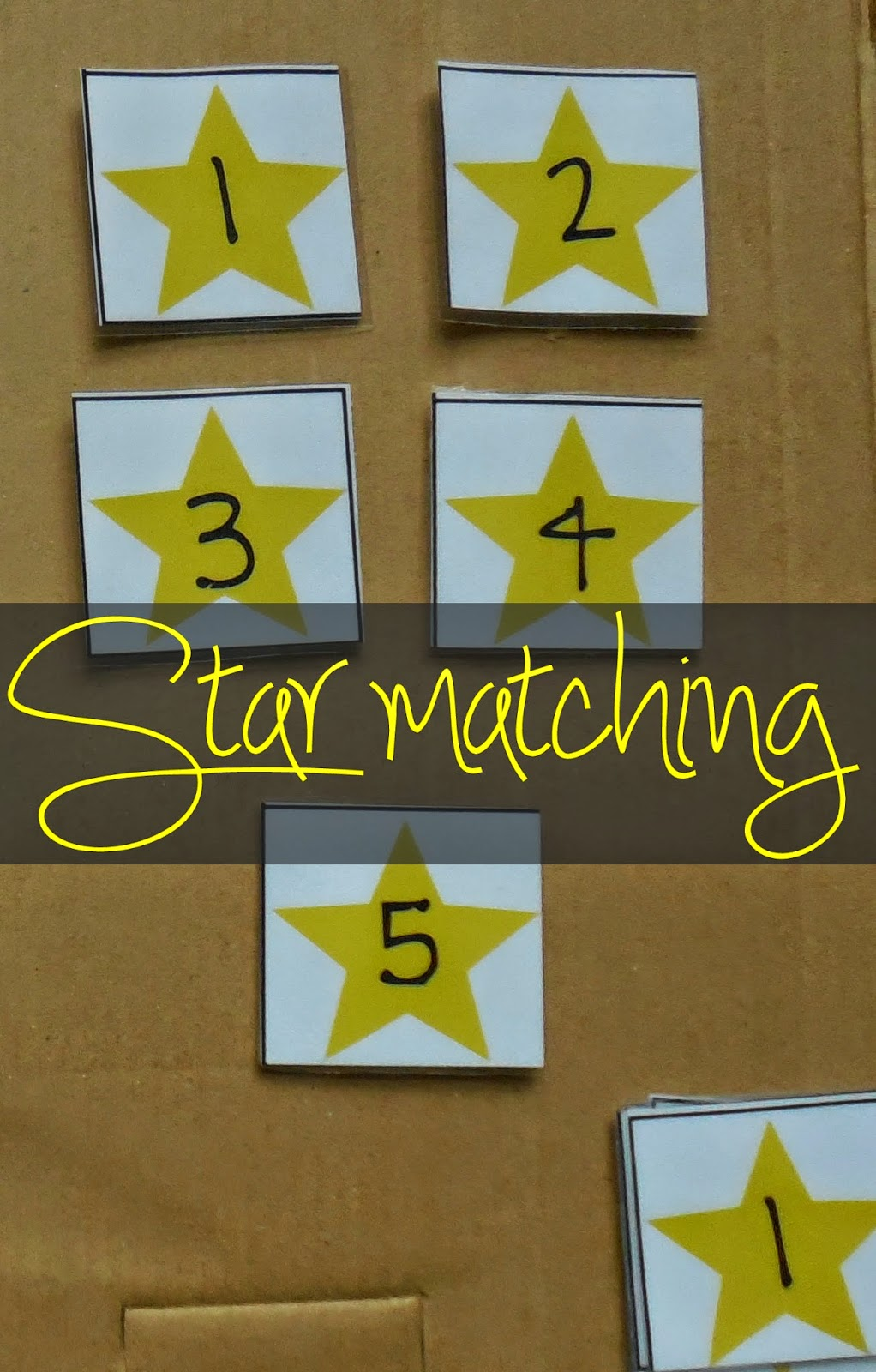 Star Bmatching on beginning sounds activities