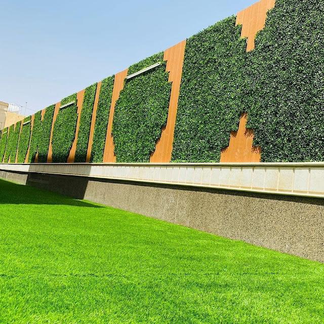 تصميم ملاعب عشب صناعي بالطائف