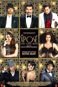 Download The Xpose (2014) Hindi Movie 720p WEB-DL 850MB