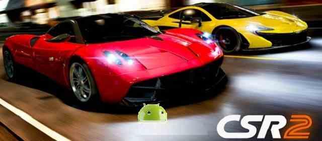 CSR Racing 2 v2.6.3 Modlu apk indir Android yarış oyunu