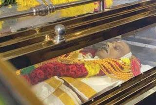 S P Balasubrahmanyam Death Pic