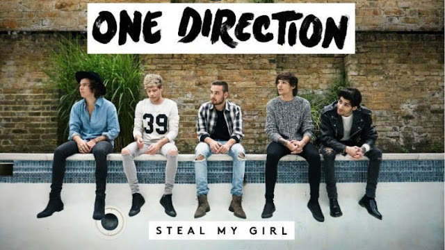 Steal My Girl Guitar Chords - One Direction