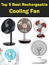 Top 5 Best Rechargeable Fans |  Rechargeable Fan Buying Guide In India (2021)