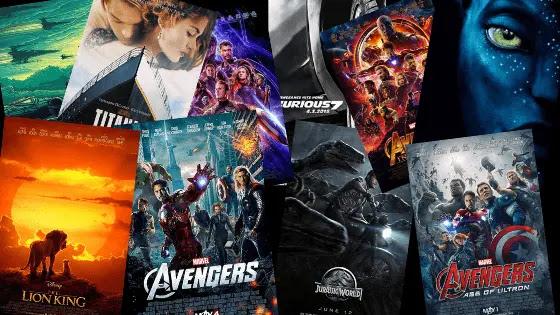 10 film terlaris sepanjang masa