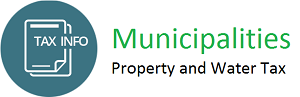 Municipalities Property and Water Tax Payments