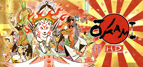 Okami HD PC Free Download