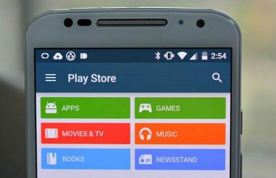 Contoh Buat Akun Google Play Store Baru di Samsung Android