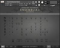 Ensemblia 2 Orchestral KONTAKT Library